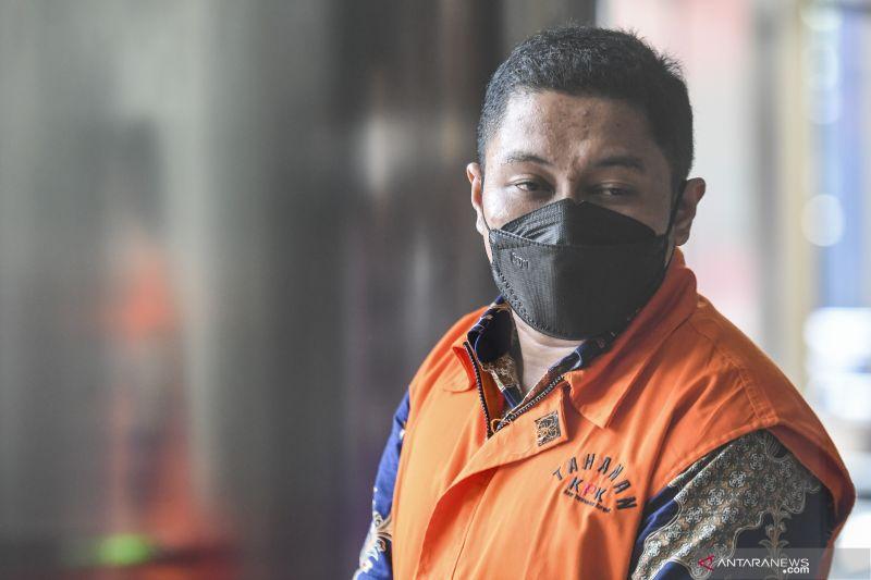 Stepanus Robin disebut terima Rp3 miliar dari Wakil Ketua DPR Azis Syamsuddin