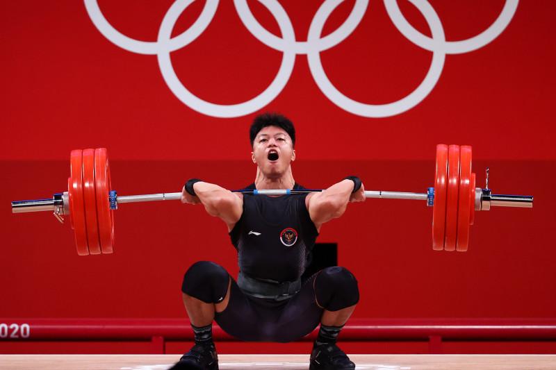 Rahmat Erwin Abdullah catatkan angkatan terbaik di Grup B kelas 73kg Olimpiade
