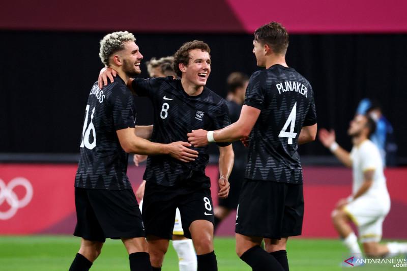 Sepak bola Olimpiade - Selandia Baru lolos ke perempat final usai imbangi Rumania
