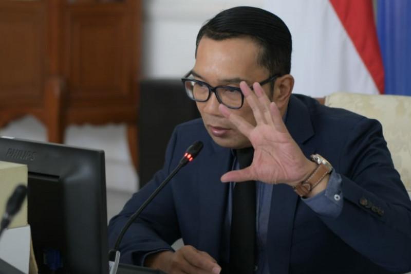 Galang dana COVID-19, Ridwan Kamil kumpulkan 70 perusahaan