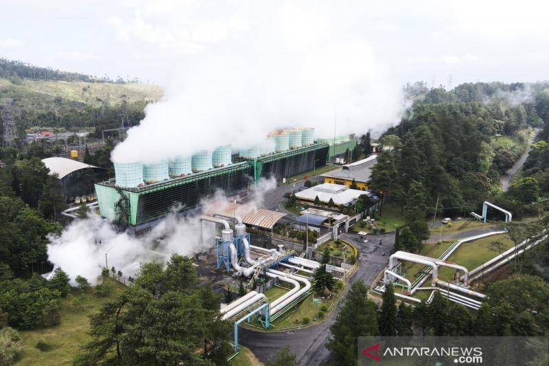 PLN gencar bangun infrastruktur pembangkit listrik panas bumi