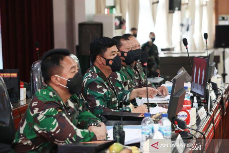 TNI konsisten utamakan kualitas dalam seleksi taruna, kata Panglima