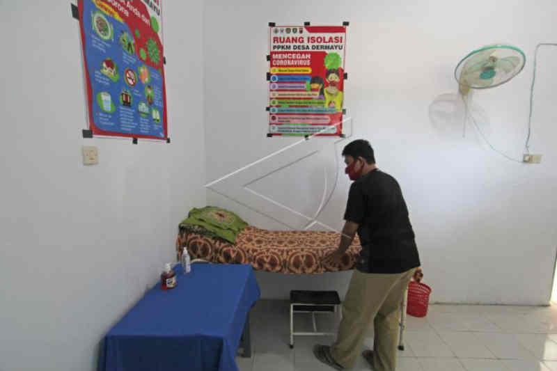 864 pasien COVID-19 di Cirebon dinyatakan sembuh