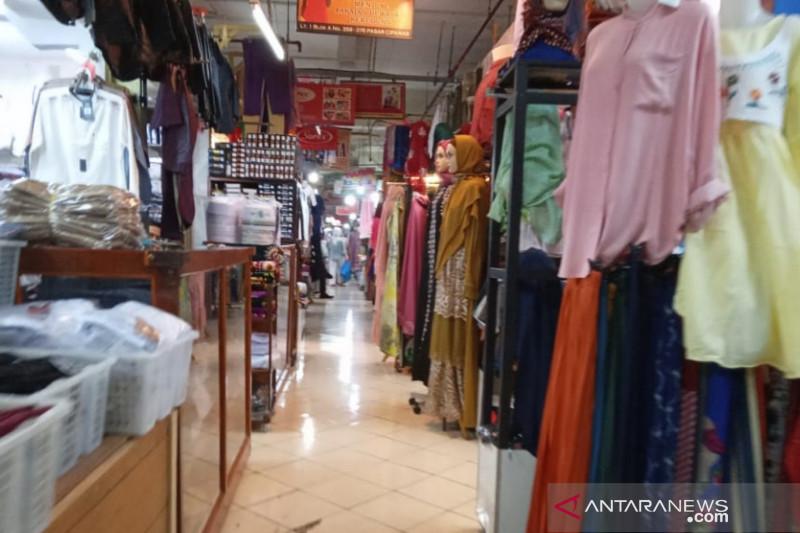 Pedagang non-esensial di Cianjur diperbolehkan beraktivitas