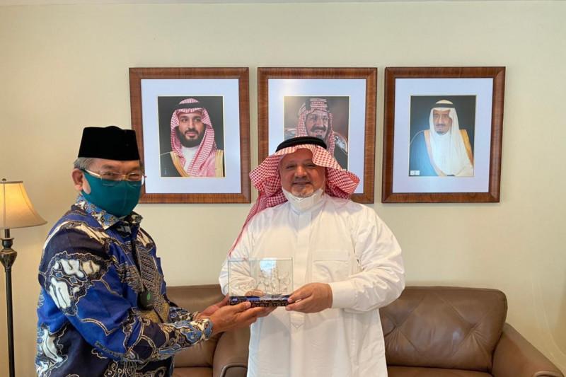 Kemenag temui Dubes Arab Saudi minta kejelasan soal umrah