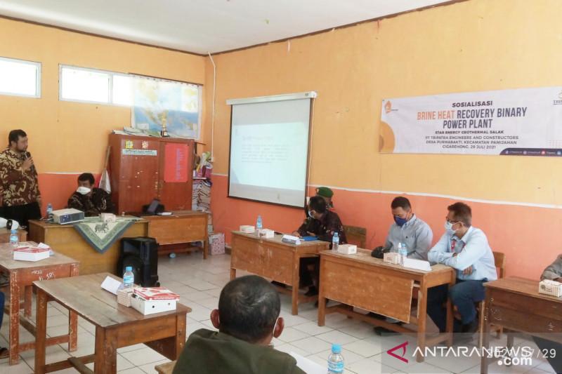 PLTP Salak Bogor target tingkatkan produksi listrik hingga 390 MW