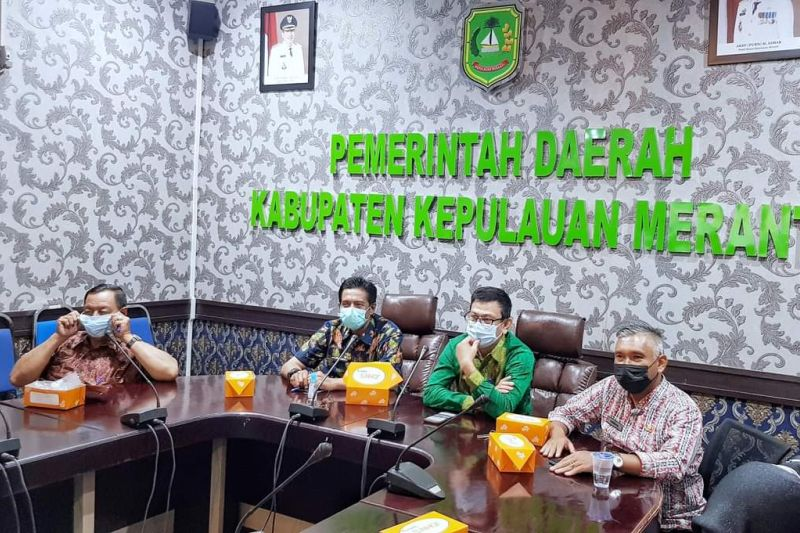 Meranti kembali raih penghargaan peringkat pratama KLA di Indonesia