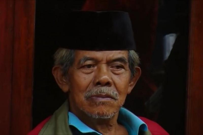 Aktor Urip Arpan meninggal dunia