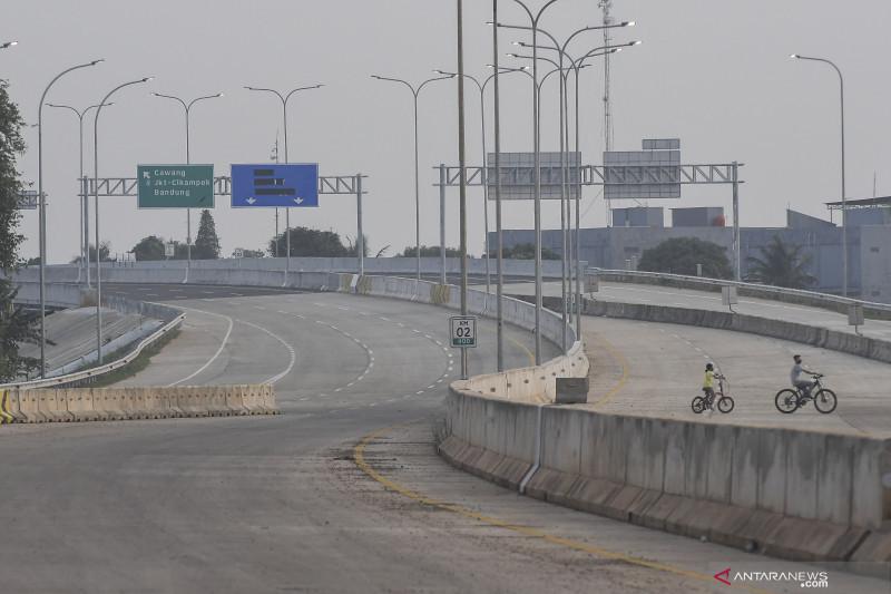 Proyek Jalan Tol Cibitung-Cilincing capai 86,31 persen pengerjaannya