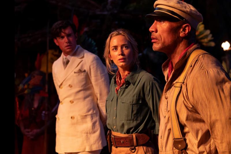 """""""Jungle Cruise"""" ajak penonton berpetualang di hutan rimba Amazon"""
