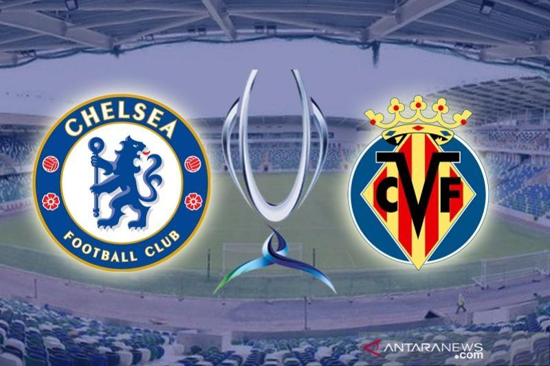 Piala Super UEFA akan disaksikan langsung 13 ribu penonton