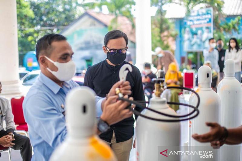 Kota Bogor bangun sistem pelaporan ketersediaan oksigen