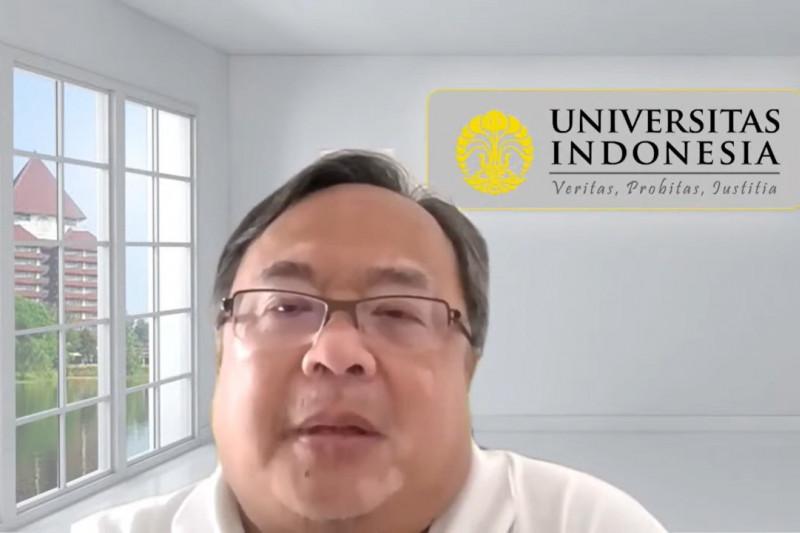 Guru Besar UI: Indonesia perlu ubah paradigma pembangunan