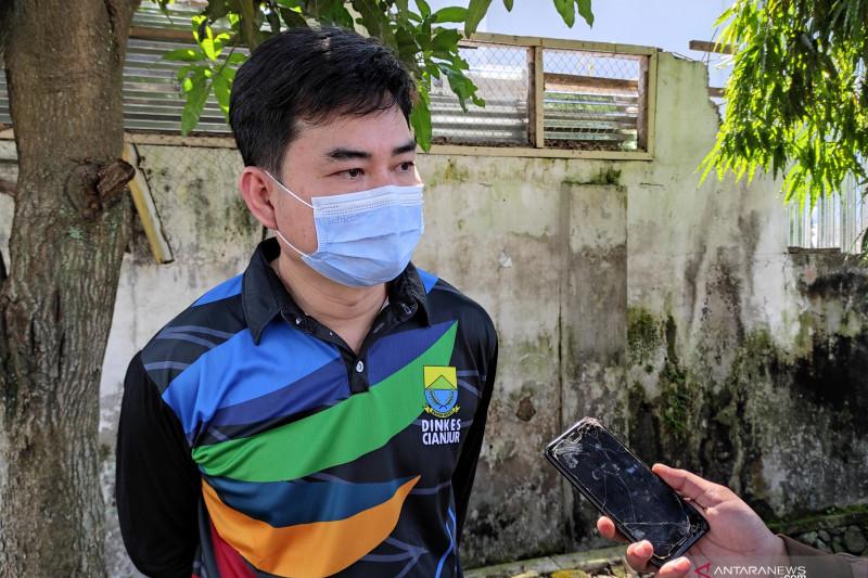 Angka kesembuhan pasien COVID-19 di Cianjur meningkat