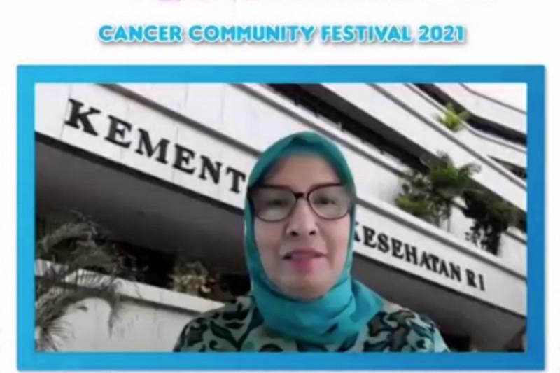 Gaya hidup dan pola makan tak sehat jadi pemicu utama kanker di Indonesia