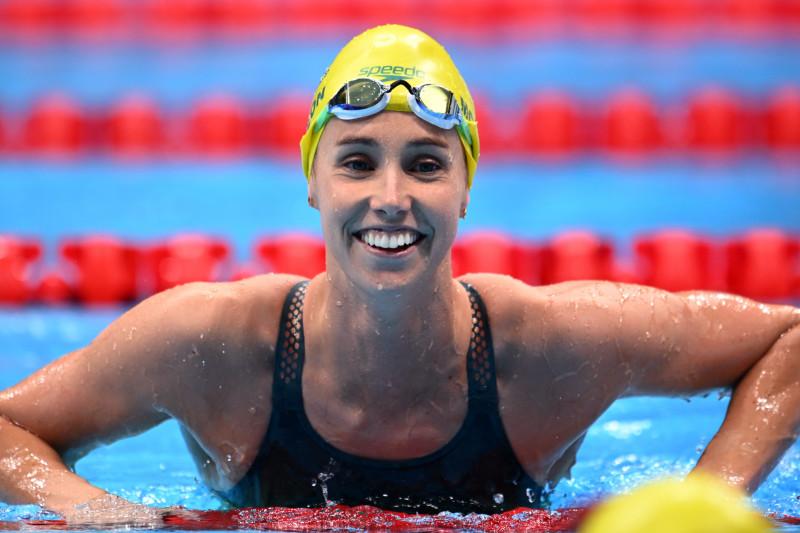 Emma McKeon cetak sejarah baru Olimpiade