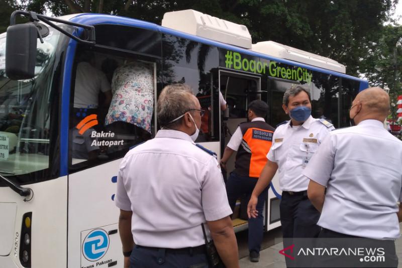 Pemkot Bogor mendapat pinjaman bus listrik dari Bakrie Autoparts
