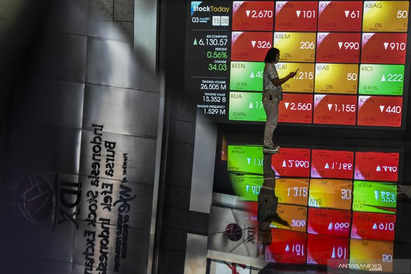IHSG BEI berpotensi lanjut naik jelang rilis data ekonomi kuartal II 2021