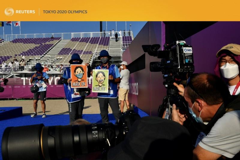 Kisah begitu ketatnya penerapan protokol kesehatan Olimpiade Tokyo