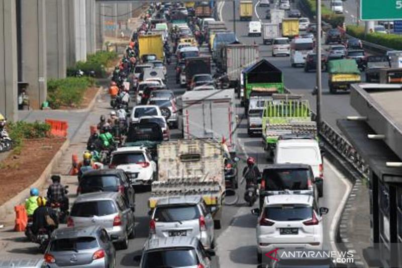 Peningkatan Mobilitas Warga Jakarta