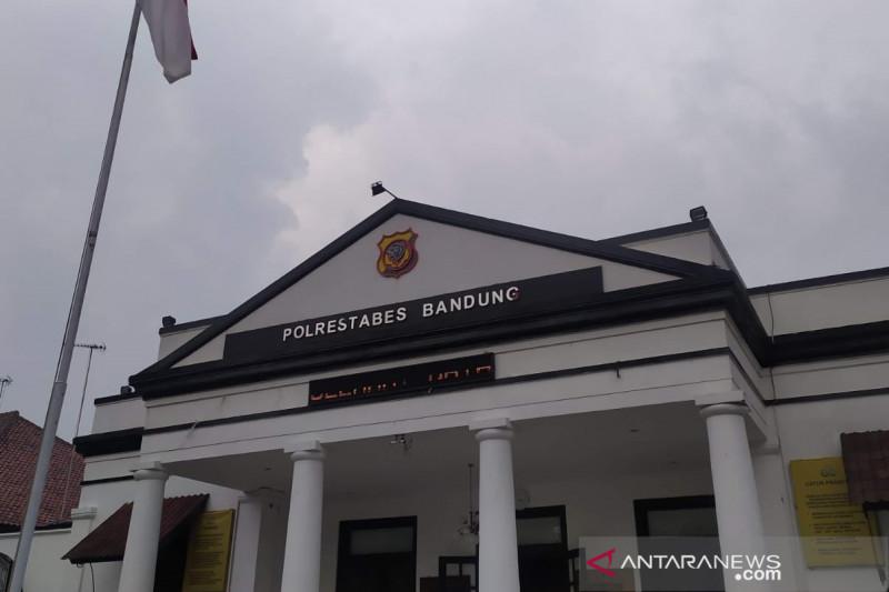 Jabatan Kapolrestabes Bandung resmi beralih