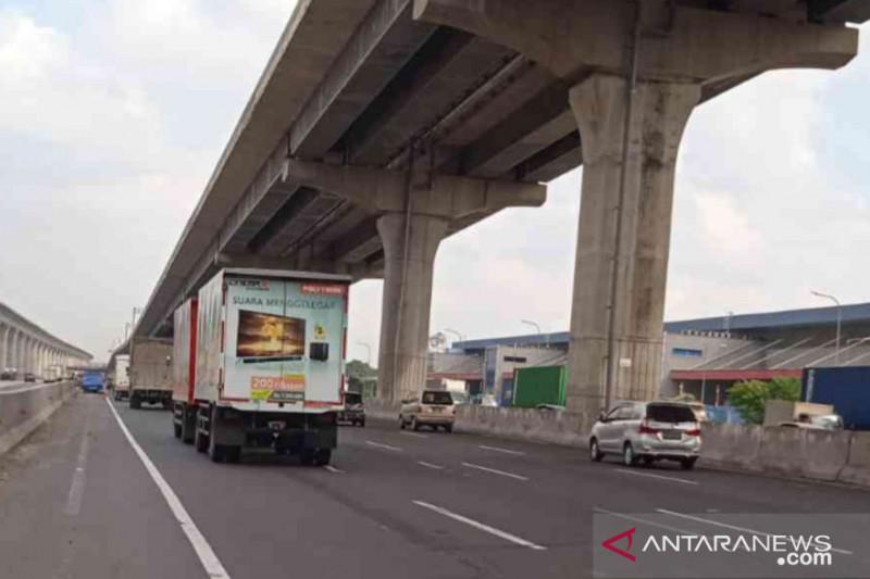 Jasa Marga rekonstruksi dua titik ruas Tol Jakarta-Cikampek