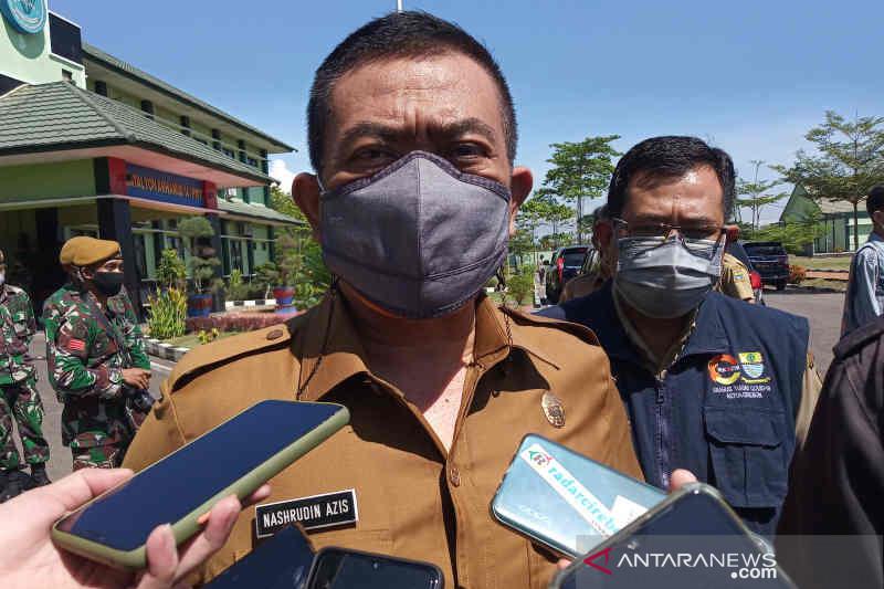 Pemkot rayakan hari jadi Cirebon dengan berbagi sembako