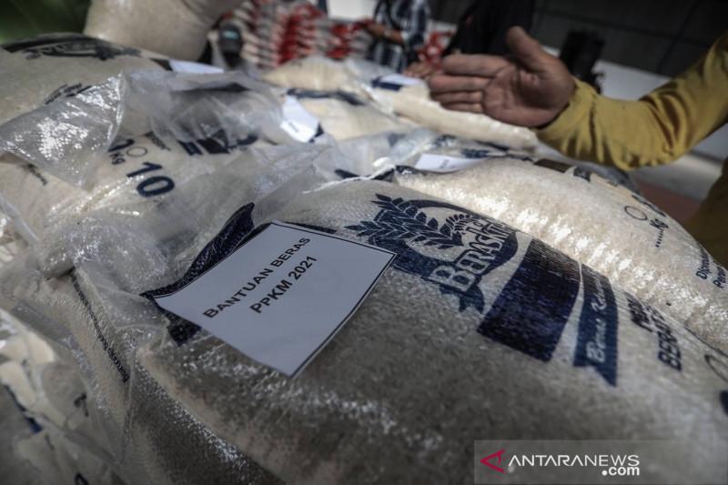 Satgas Saber Pungli Jabar dalami bansos tidak sesuai kualitas di KBB