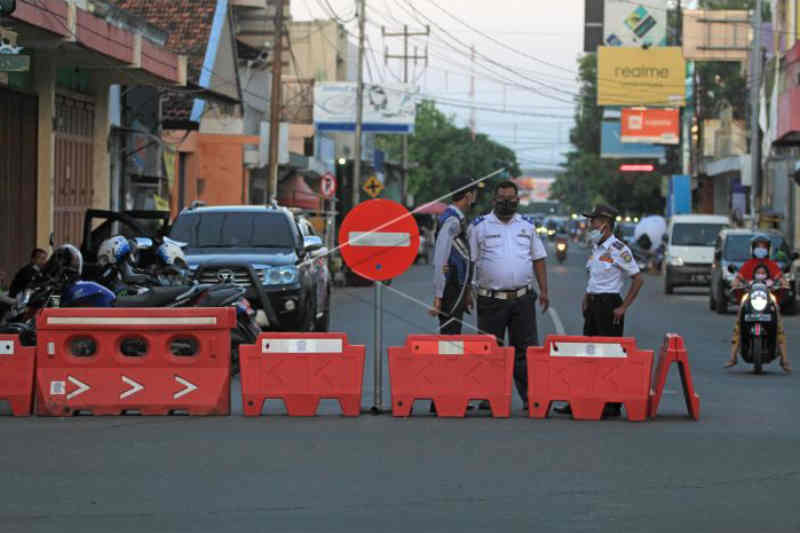 Pemkot Cirebon berlakukan ganjil genap kendaraan mulai Senin