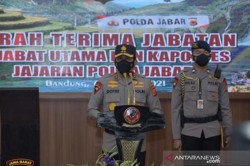 Kapolda Jawa Barat tegaskan akan tindak penyelewengan bansos modus apapun