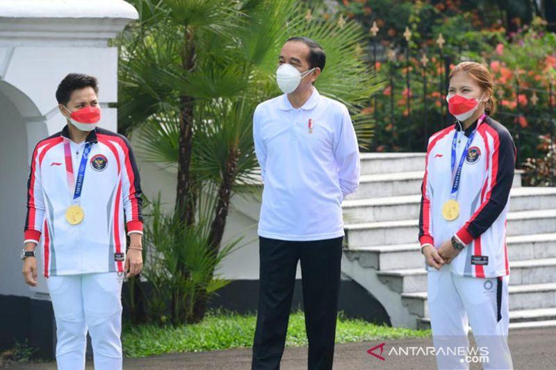 Greysia/Apriyani: Pertemuan dengan Presiden momen tak terlupakan sumur hidup