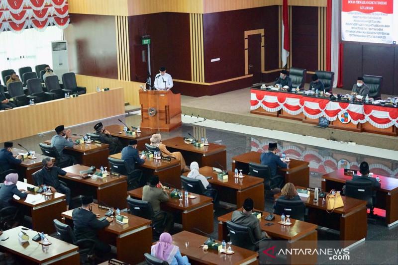 DPRD Kota Bogor tunda persetujuan KUA/PPAS 2022, ini masalahnya