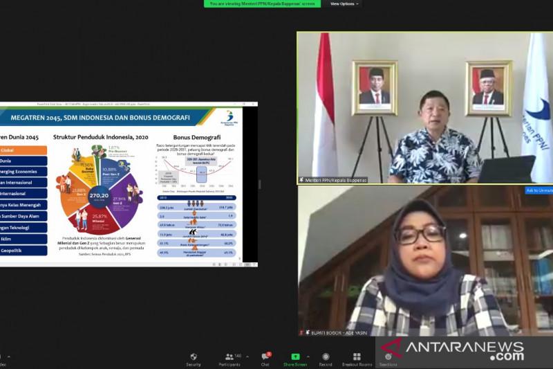 Menteri PPN hingga Rektor IPB puji Pemkab Bogor kolaborasi dengan pemuda