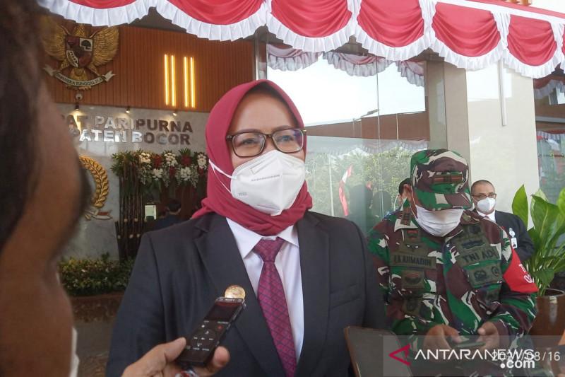 Bupati Bogor paksa pasien OTG isolasi terpusat sesuai instruksi Pusat