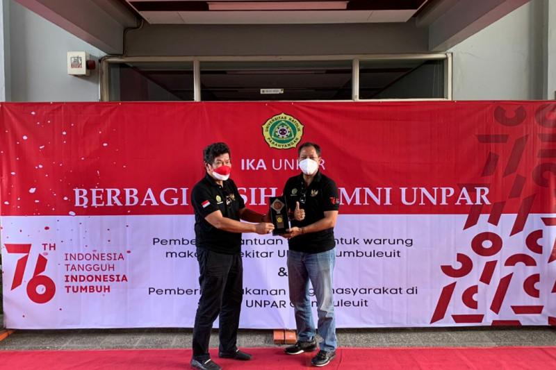Disparbud Jabar dan IKA Unpar kolaborasi tangani pandemi COVID-19