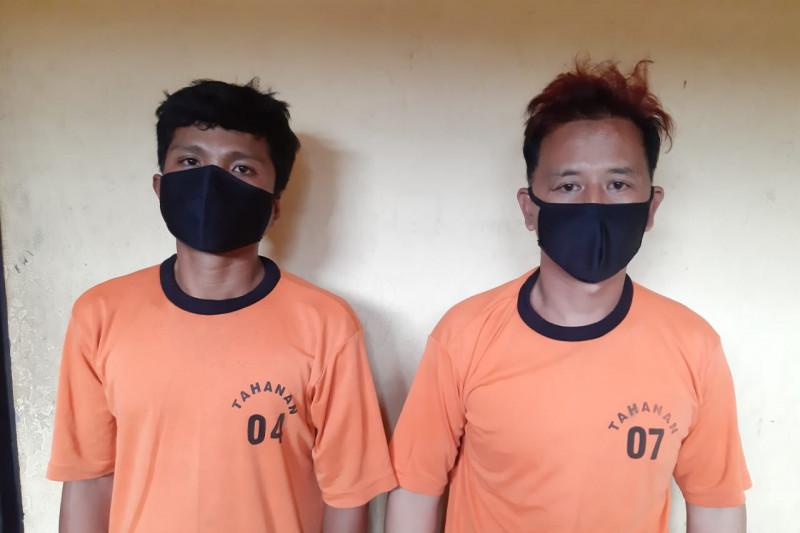 Komplotan pencuri mobil di Sukabumi ditangkap