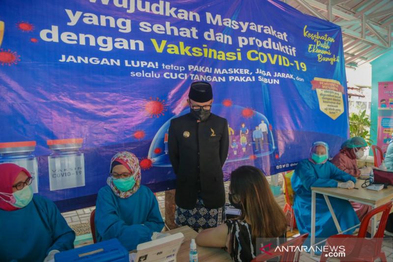 Wali Kota Bogor pastikan ibu hamil jadi sasaran vaksinasi COVID-19