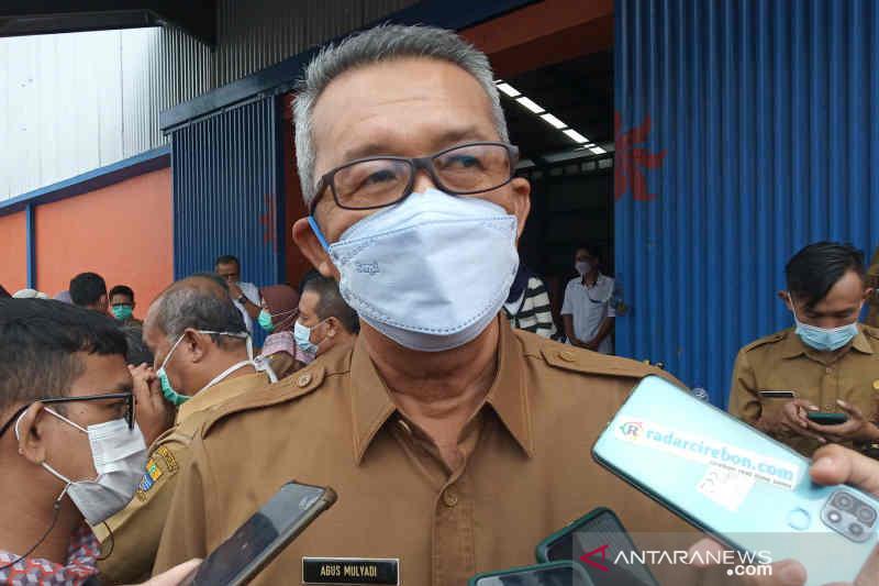 Stok vaksin COVID-19 di Kota Cirebon habis akhir Agustus