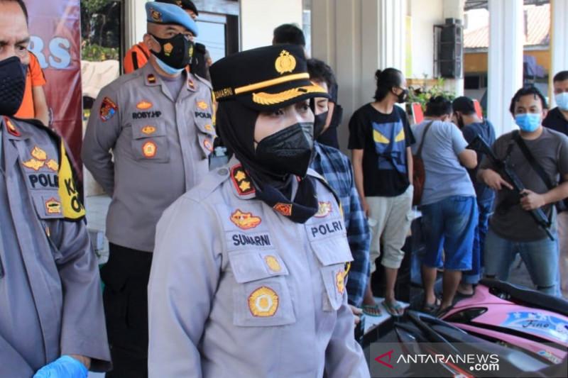 Polisi duga ibu-anak korban pembunuhan di Subang tewas tak bersamaan