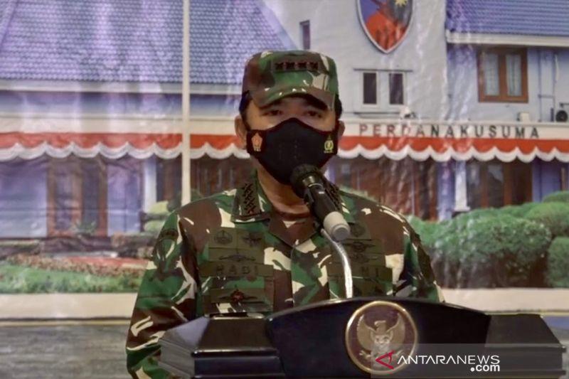 Panglima TNI: Operasi pemulangan WNI dari Afghanistan tak mudah