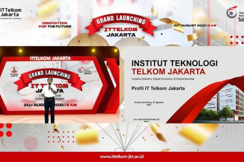 Akatel naik statusnya jadi Institut Teknologi Telkom Jakarta