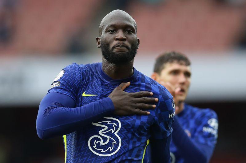 Romelu Lukaku cetak satu gol saat Chelsea gasak Arsenal 2-0