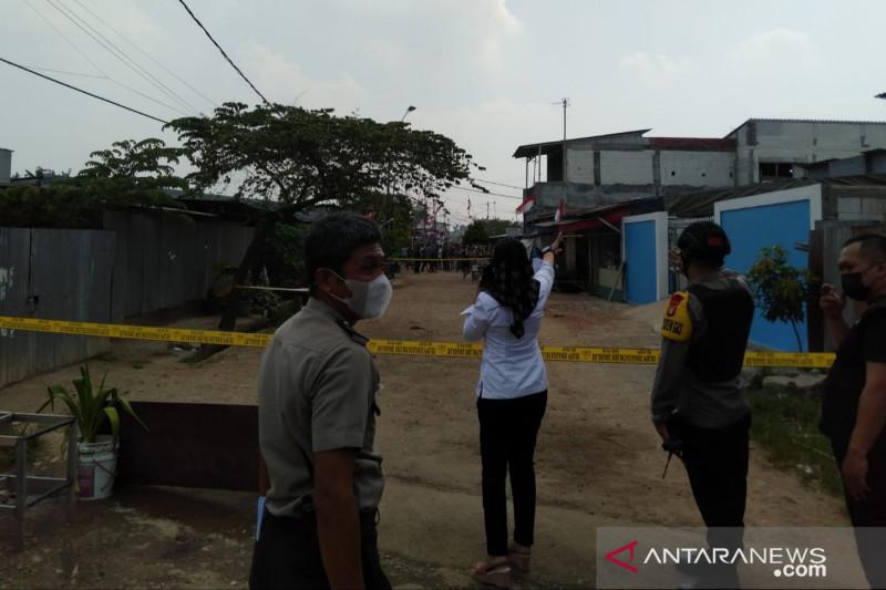 Tim Gegana analisis benda diduga bom rakitan di Kota Bekasi