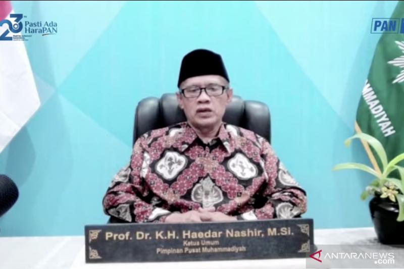 Ketum Muhammadiyah: PAN harus jadi partai modern di era Revolusi 4.0