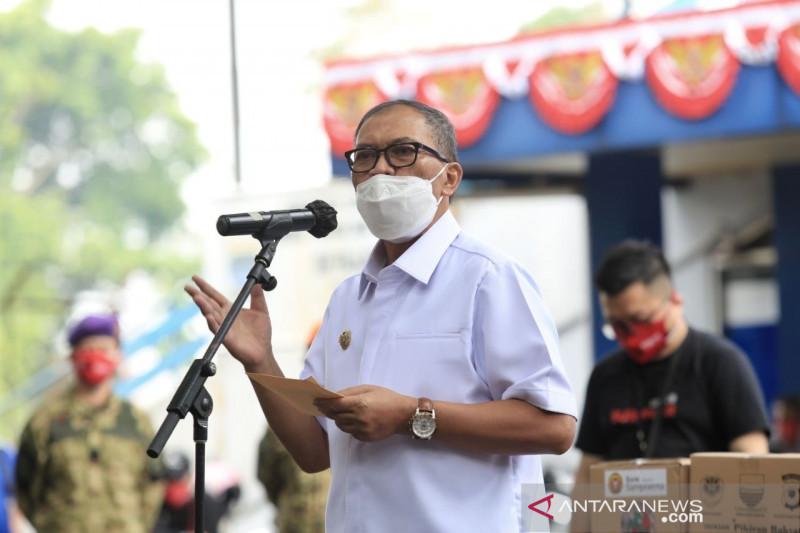 Wali Kota Bandung minta warga tak euforia setelah level PPKM turun