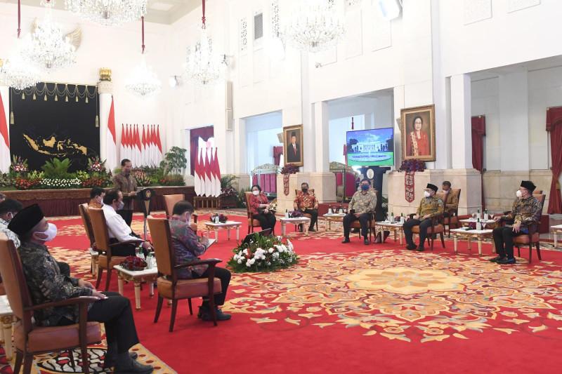 Ini tujuan pertemuan Presiden Jokowi dengan petinggi parpol