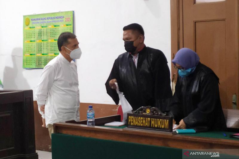 Wali Kota Cimahi nonaktif Ajay divonis 2 tahun penjara
