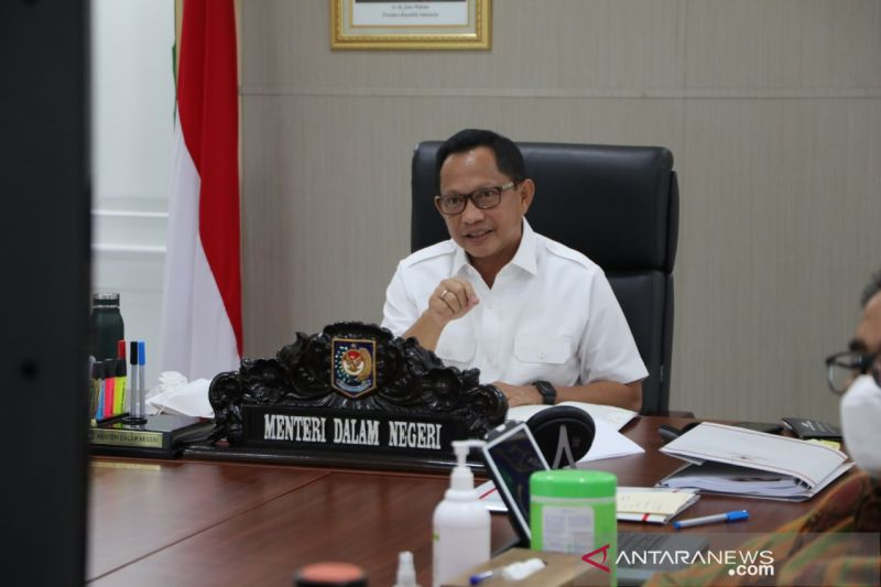 Instruksi Mendagri terbaru pada lanjutan PPKM Jawa-Bali, apa saja?