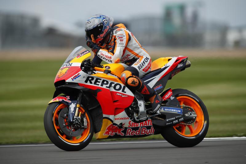 Pol Espargaro rebut posisi start terdepan di MotoGP Inggris