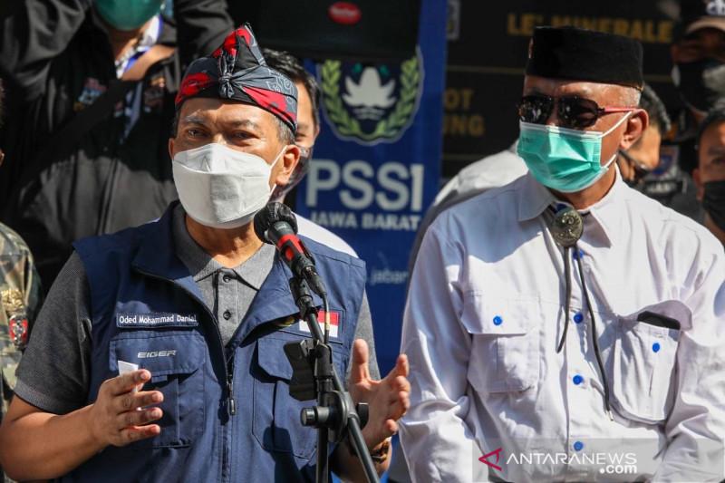 Wali Kota pastikan PPKM Level 3 di Kota Bandung aman terkendali
